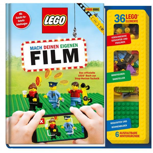 LEGO® Mach deinen eigenen Film: Das offizielle LEGO® Buch zur Stop-Motion-Technik: Mit Schritt-für-S