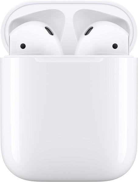Apple AirPods mit kabelgebundenem Ladecase (2. Generation)