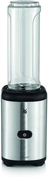 WMF Kult Mix & Go Mini Smoothie Maker, Standmixer, Blender elektrisch, Shake Mixer 300 Watt, Tritan-