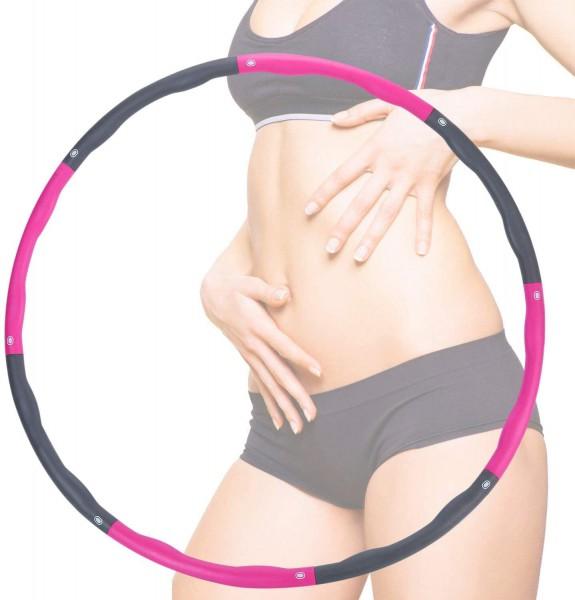 HZONE Hula Hoop, Hula Hoop Reifen Die Zur Gewichtsreduktion und Massage Verwendet Werden KöNnen, 6-8